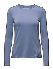 GENNA LONG SLEEVE - BLUE SHELL