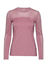 MIKO LONG SLEEVE - BLUSH