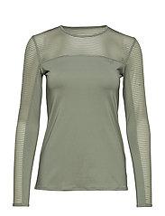 Miko Long Sleeve - COMBAT GREEN