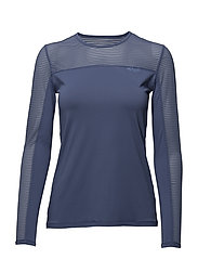MIKO LONG SLEEVE - STEEL