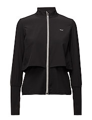 RUN FASTER JACKET - BLACK