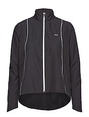 RUN JACKET - BLACK