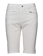 COMFORT STR BERMUDA - WHITE