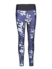 COMBAT TIGHTS - NAVY LEAVES