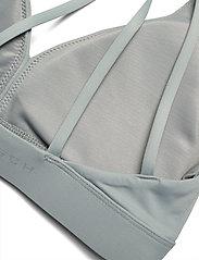 Röhnisch - Braid Sports Bra - sport bras: low - stone - 3