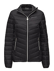 LIGHT DOWN JACKET - BLACK