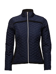 KEEP WARM JACKET - INDIGO NIGHT