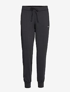 Cuff Pants - BLACK