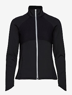 Thermo Rib Jacket - BLACK