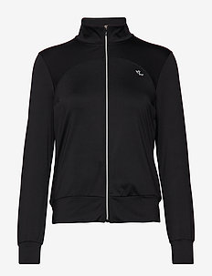 Zip Jacket - BLACK