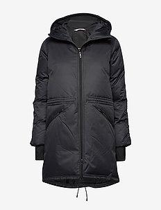 Warm Parka - parkasjackor - black