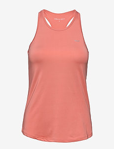 Solid Tank Top - tank tops - peach blossom