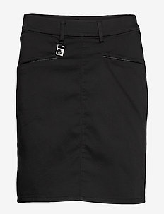 Smooth Skort - BLACK