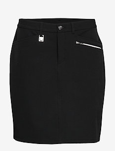 Comfort Stretch Skort - szorty golfowe - black