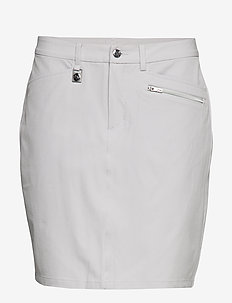 Comfort Stretch Skort - golfbroeken - silver gray