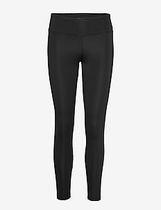 Uplift Logo Tights - running & training tights - black