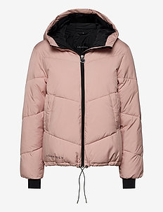 Alba Puffer Jacket - isolerende jakker - misty rose