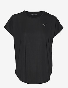 Leo Loose Top - BLACK
