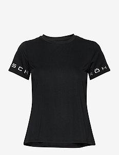 Heritage Tee - t-shirts - black