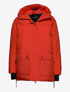 Cortina Jacket - parkasjackor - grenadine
