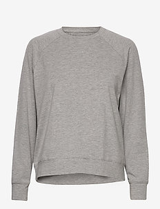 Sonia Sweatshirt - sweatshirts - grey melange