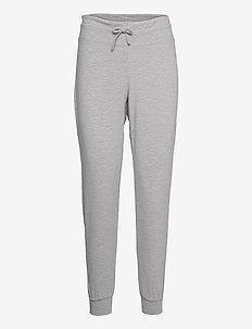 Sonia Loose Pants - bukser - grey melange