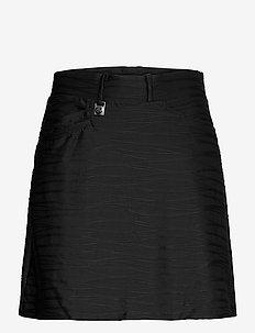 Wave Skort - rokjes - black