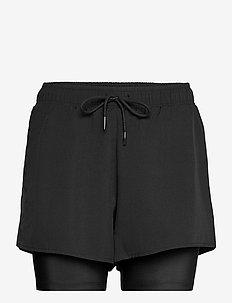 Kay Shorts - træningsshorts - black