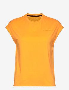 Unity Tee - tank tops - neon orange
