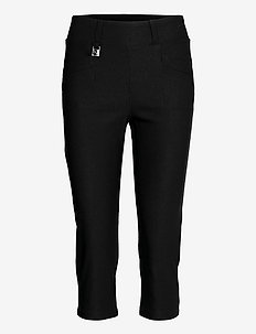 Embrace capri - capribroek - black