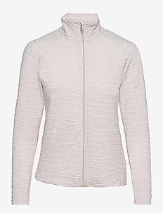 Wave Jacket - golf jassen - pink clouds