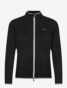Hybrid jacket - golf jassen - black