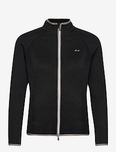 Hybrid jacket - golftakit - black