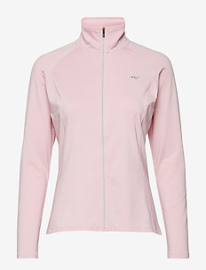 Heat full zip - ROSE PINK