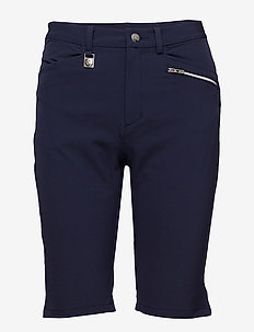 Comfort Stretch Bermuda - INDIGO NIGHT