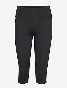 Lasting Capri - running & training tights - black