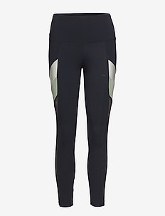 UPLIFT BLOCK TIGHTS - COMBAT GREEN