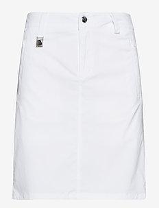 ACTIVE SKORT - WHITE