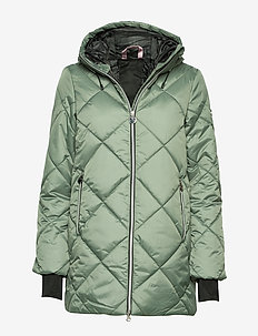 Active Jacket - COMBAT GREEN