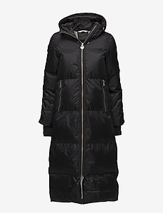 ACTIVE COAT - BLACK