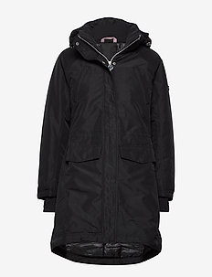 All Weather Parka - BLACK