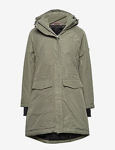 All Weather Parka - COMBAT GREEN