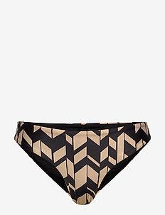 Bikini Briefs - doły strojów kąpielowych - beige brick
