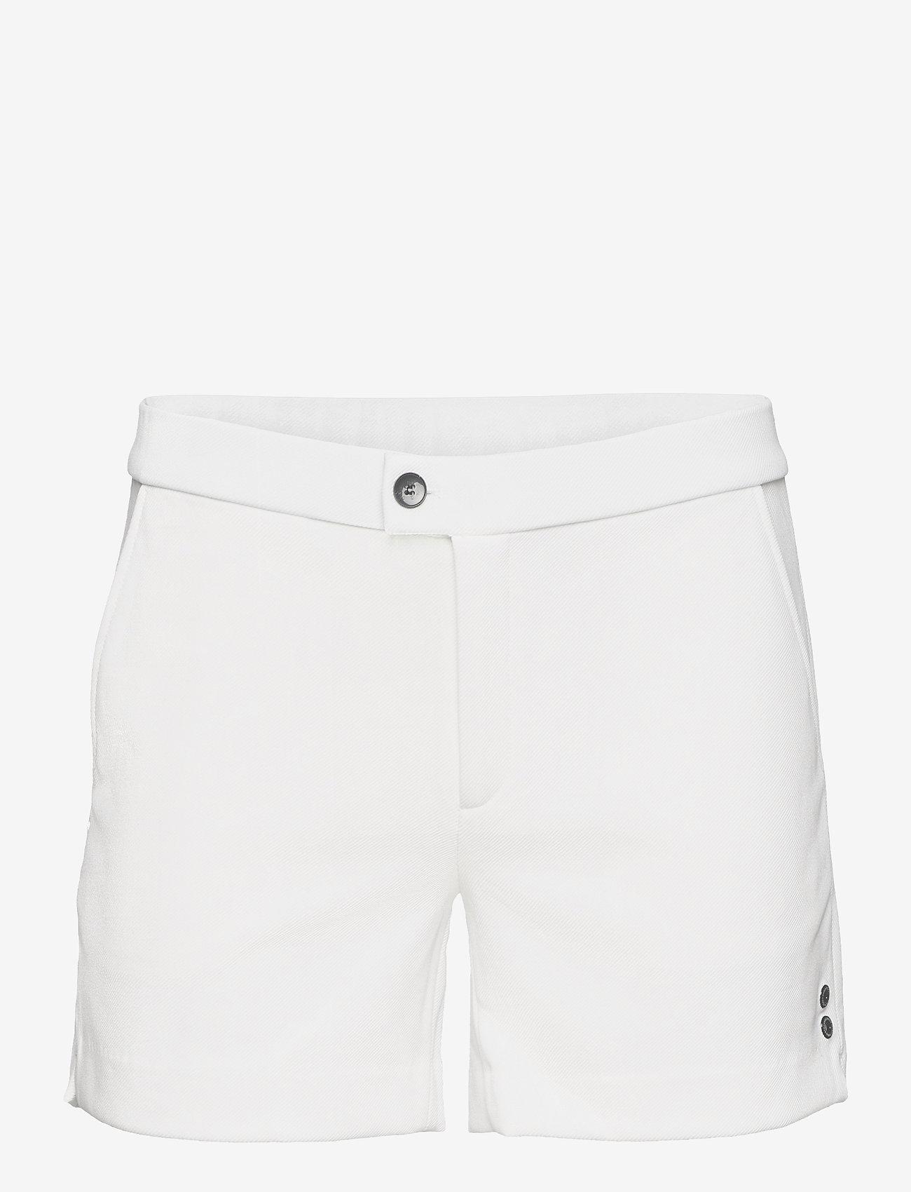 Ron Dorff - TENNIS SHORTS - training korte broek - white - 0