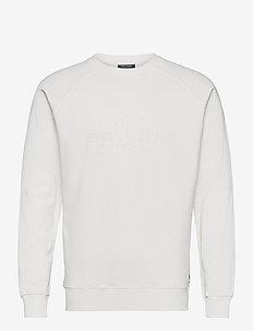 SWEATSHIRT DISCIPLINE - perus-college-paitoja - off white