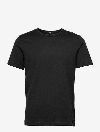 EYELET EDITION T-SHIRT - basic t-shirts - black