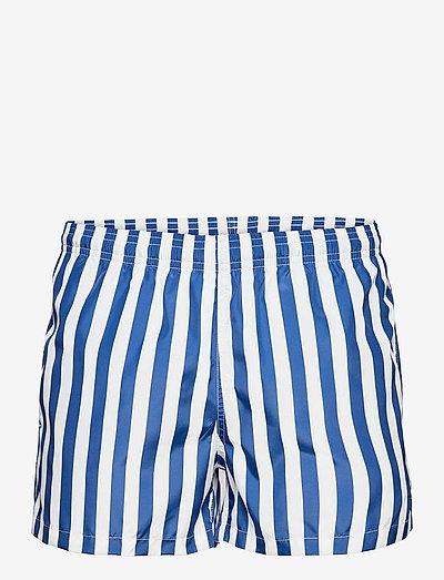 SWIM SHORTS Vertical Stripes - shorts de bain - california blue