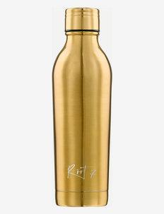 One Bottle - termospullot - gold