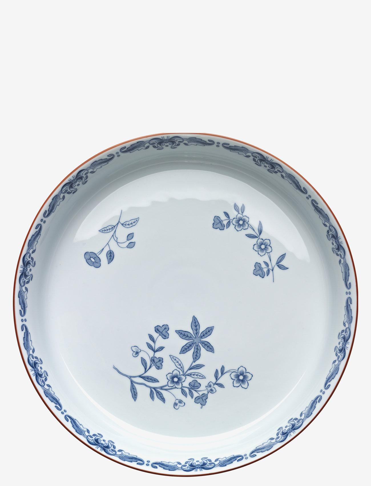 Rörstrand - Ostindia oven dish 28cm - osta hinnan perusteella - white - 0