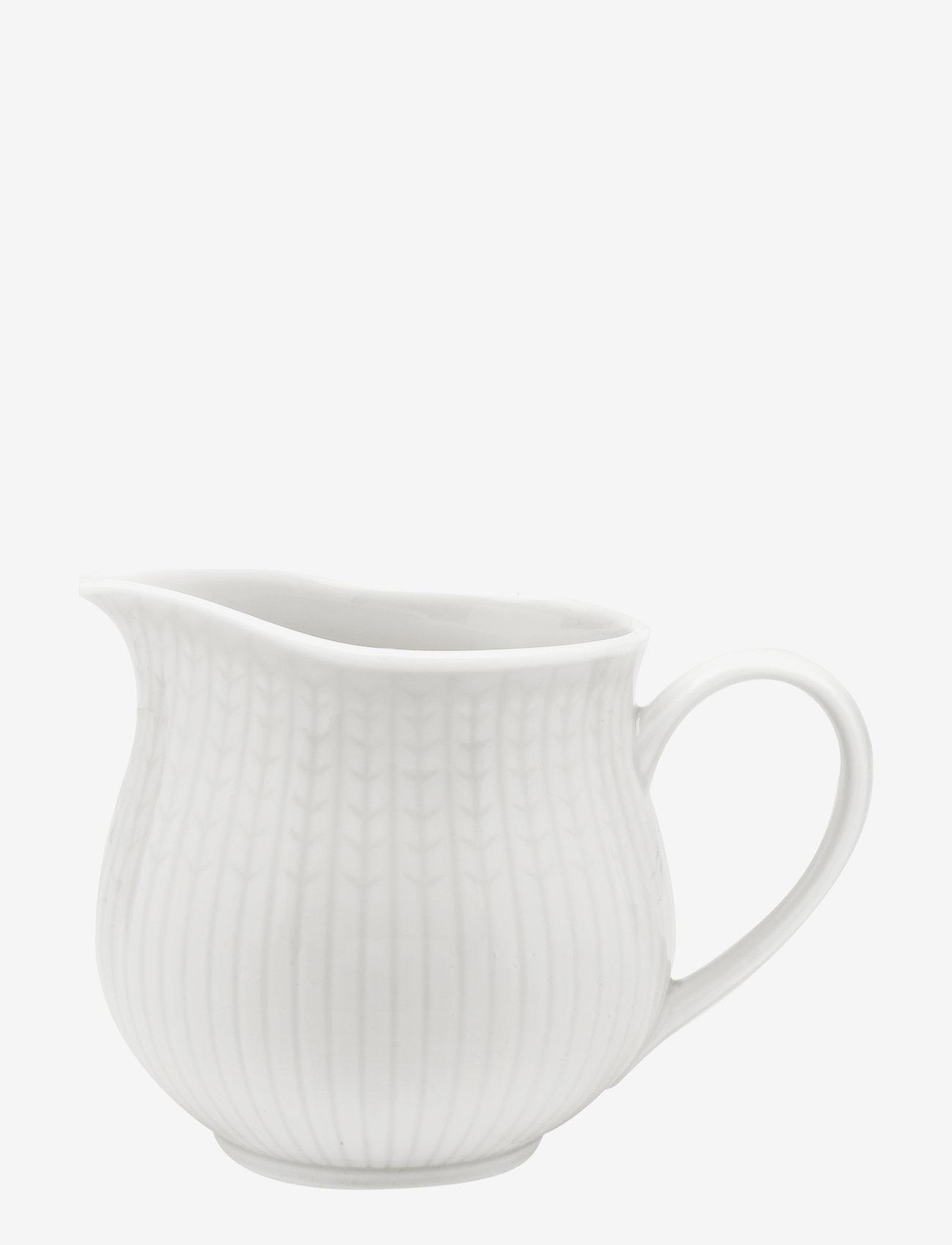 Rörstrand - Swedish Grace pitcher 0,48L - 100–200€ - white - 0